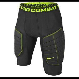 NIKE Pro Combat Hyperstrong Compression Shorts